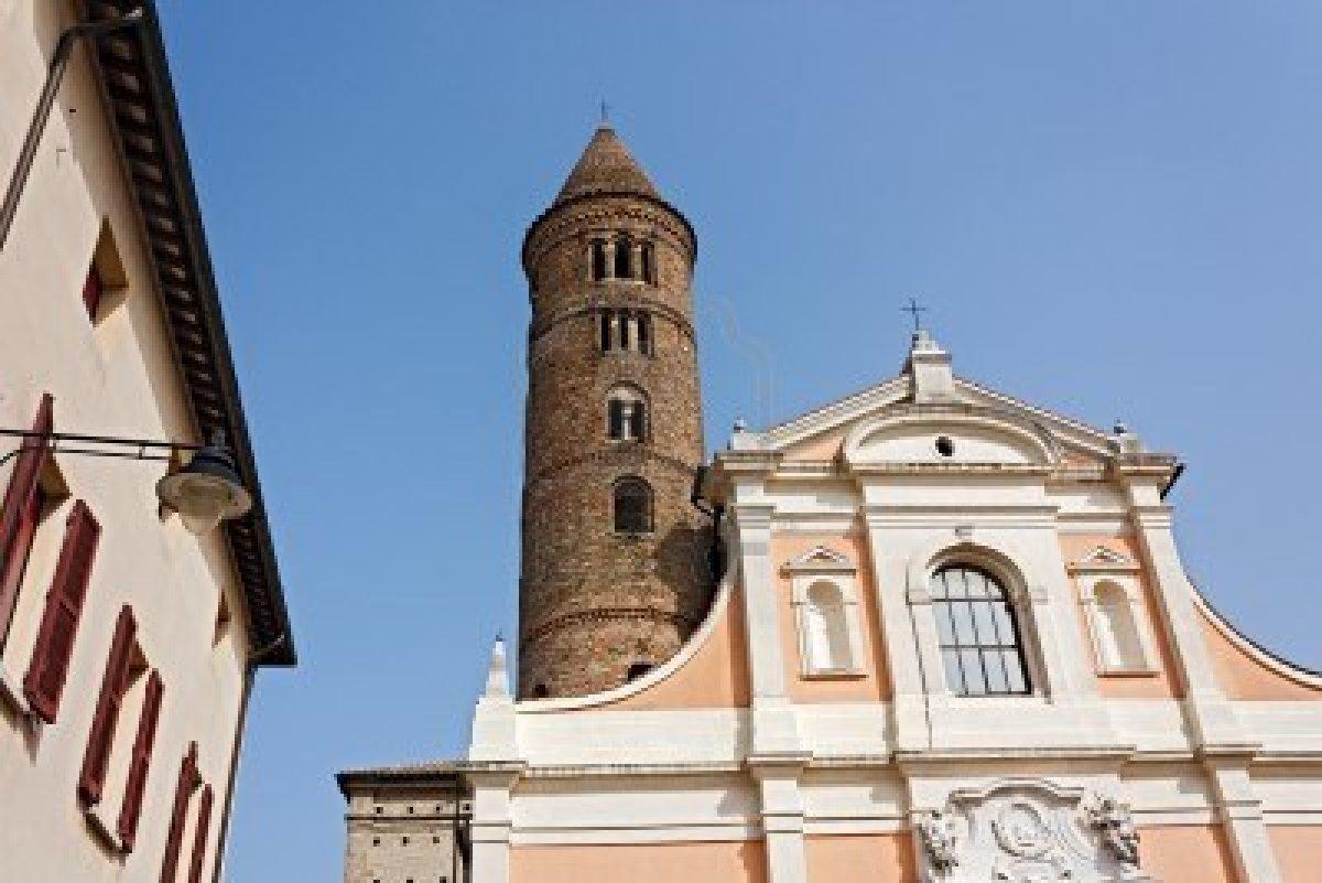 Столицата на Западната римска империя - Равена