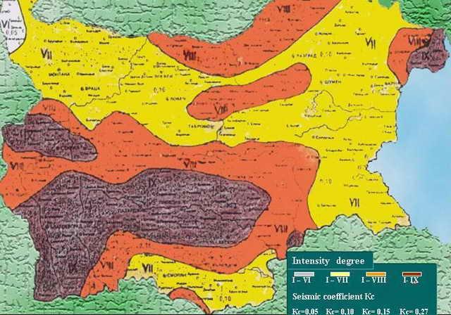 Www Infotourism Net 98 Ot Teritoriyata Na Blgariya E S Povishena