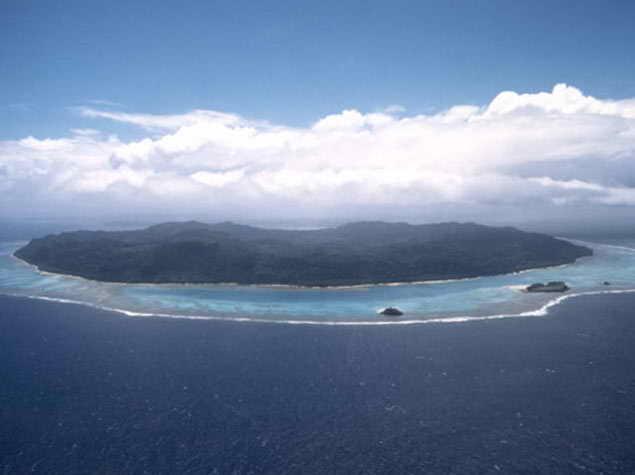 Легендарния остров