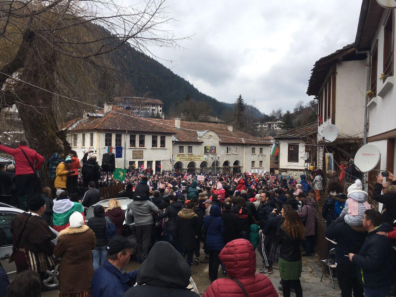 В Широка лъка празнуват Песпонеделник