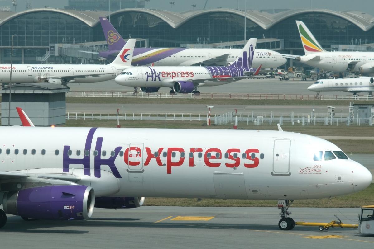 Cathay Pacific купува нискотарифния авиопревозвач Hong Kong Express