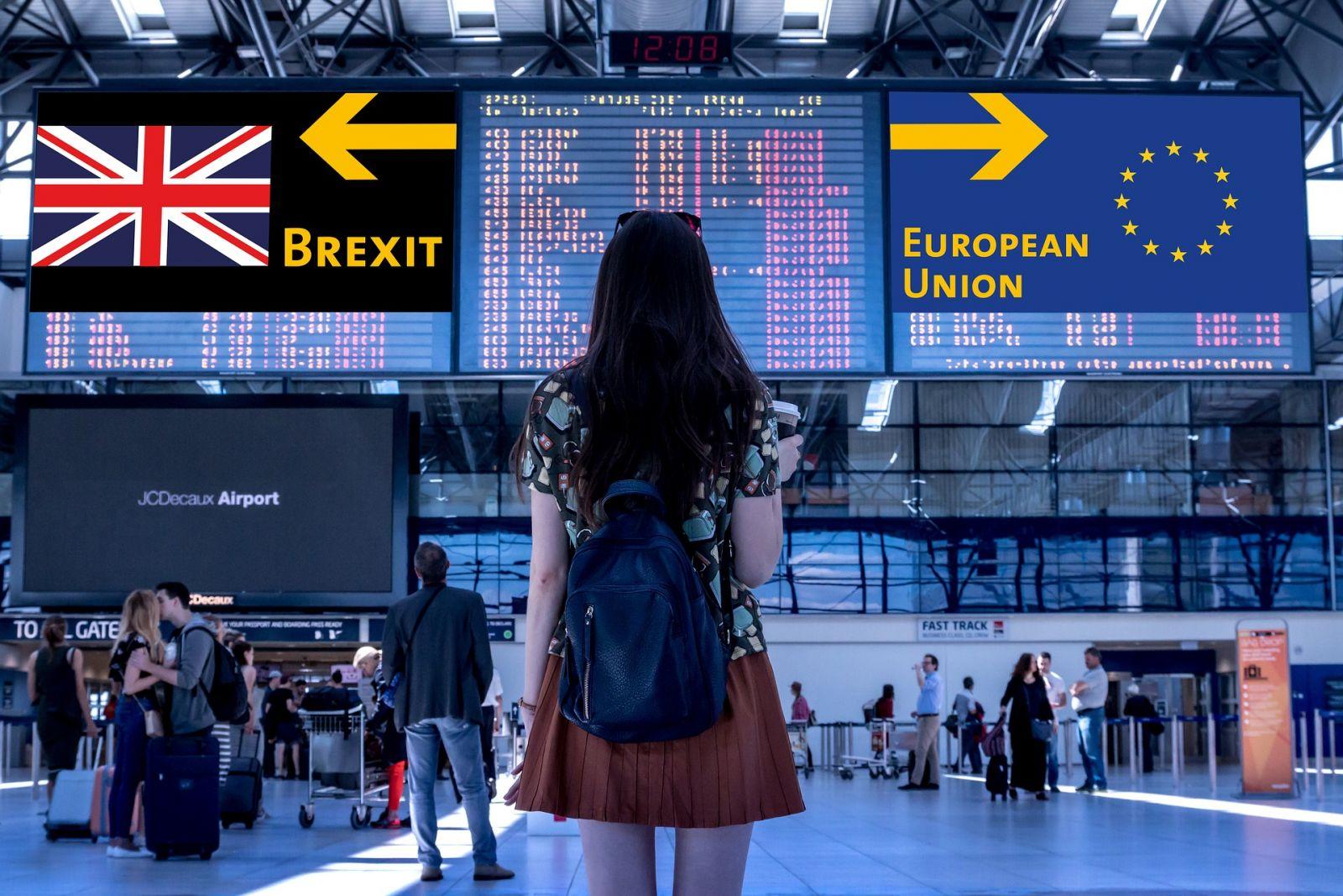 Безвизовите пътувания  на британците до страните от ЕС са гарантирани със или без сделка за Брекзит