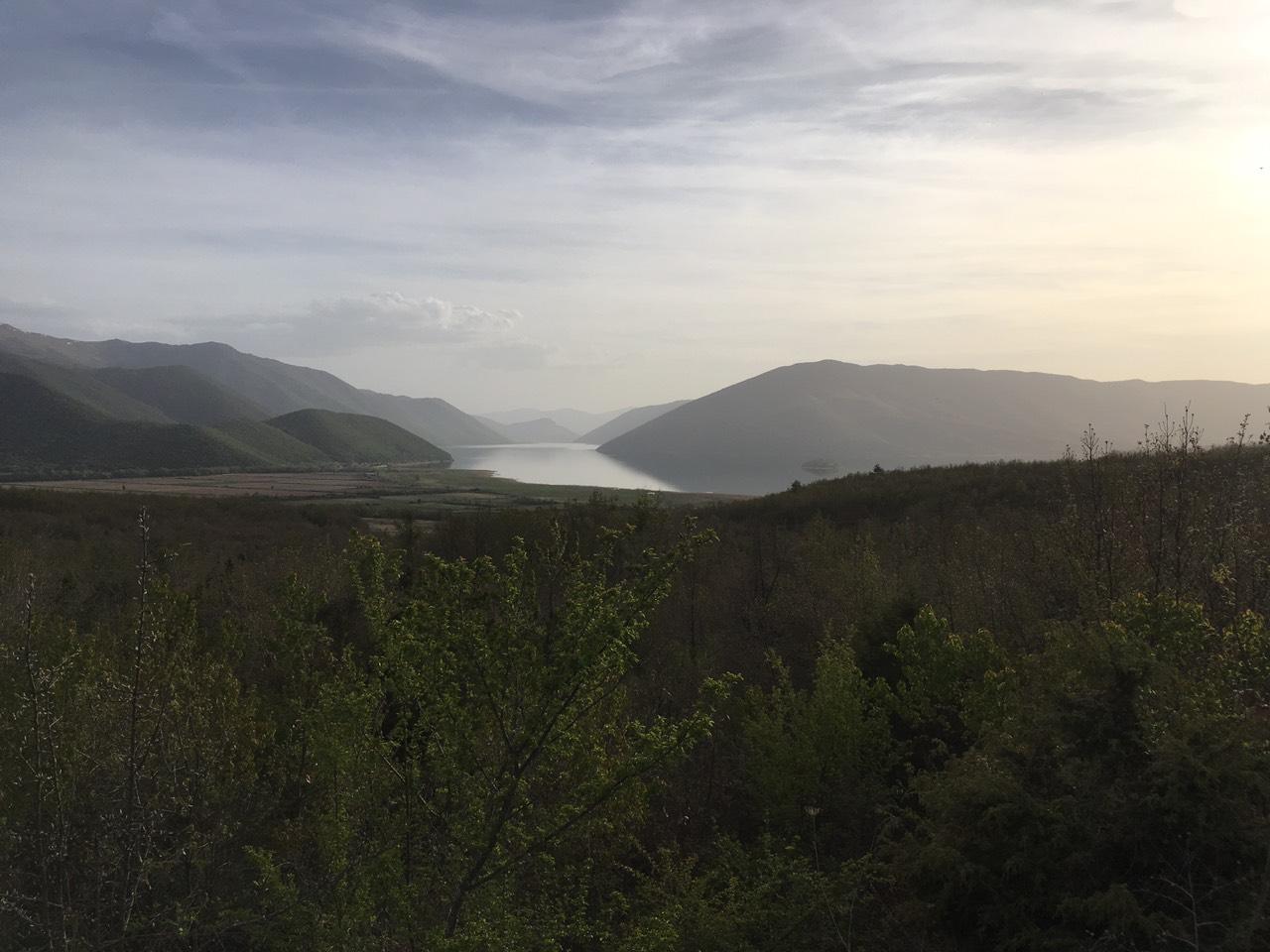 Преспански камбани бият за Великден на остров Св. Ахил