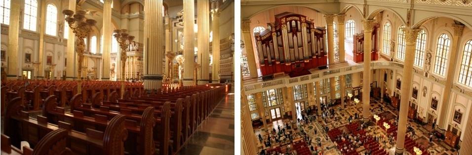 Катедралата в Лихен и полската хусария
