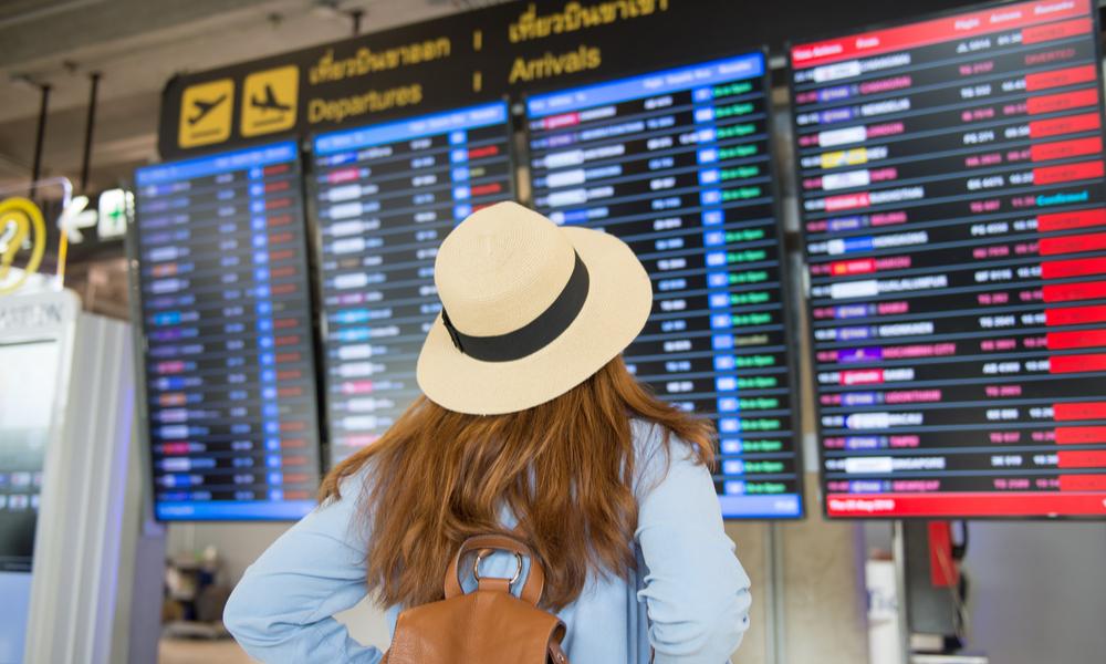Най-голям е шансът да излетите навреме със сутрешен полет между 7 и 10 часа