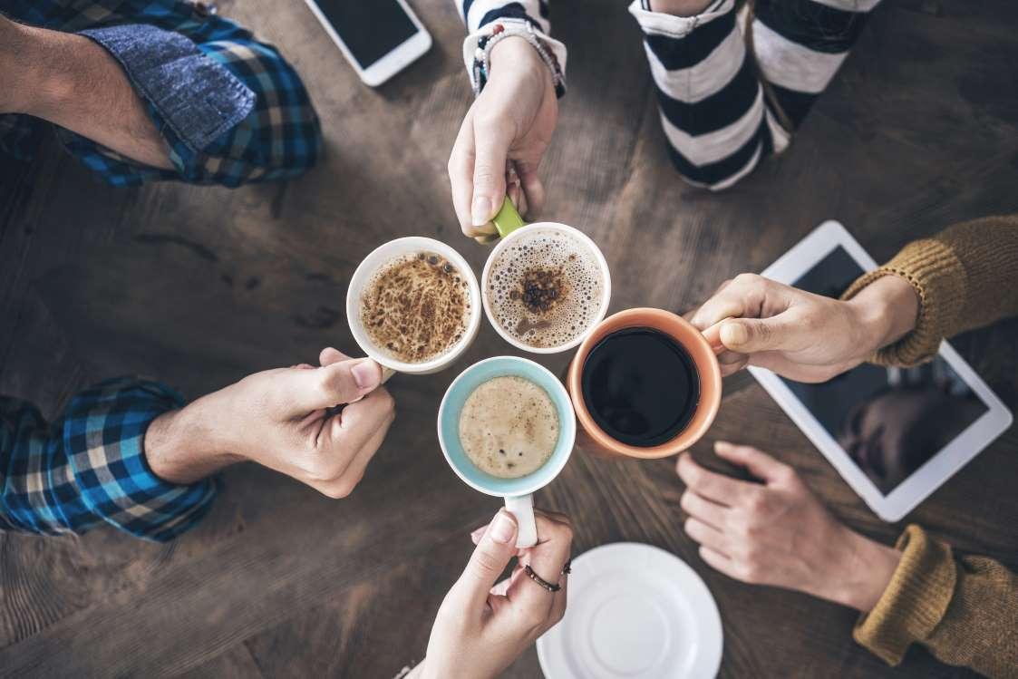 Пиенето на кафе не уврежда артериите
