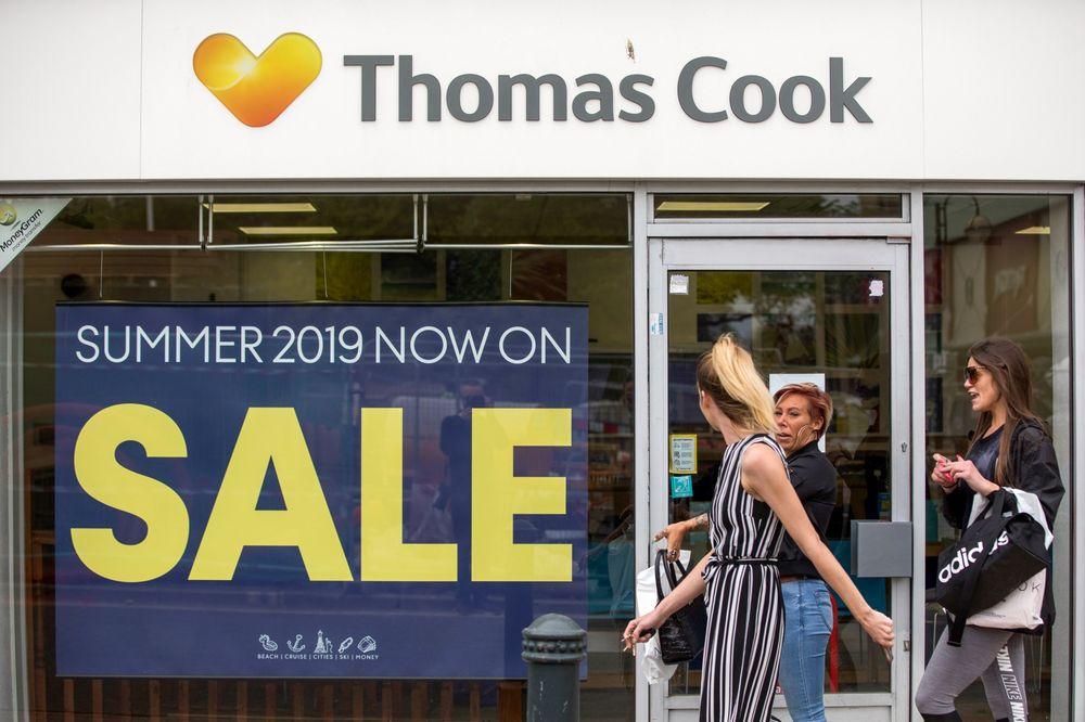 Thomas Cook Group потвърди, че продава туроператорския си бизнес