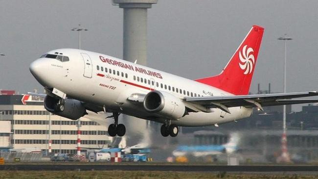 Georgian Airways е загубила 25 млн. долара заради прекратените полети между Русия и Грузия