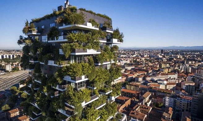 В Милано ще засадят 3 милиона дървета за десет години