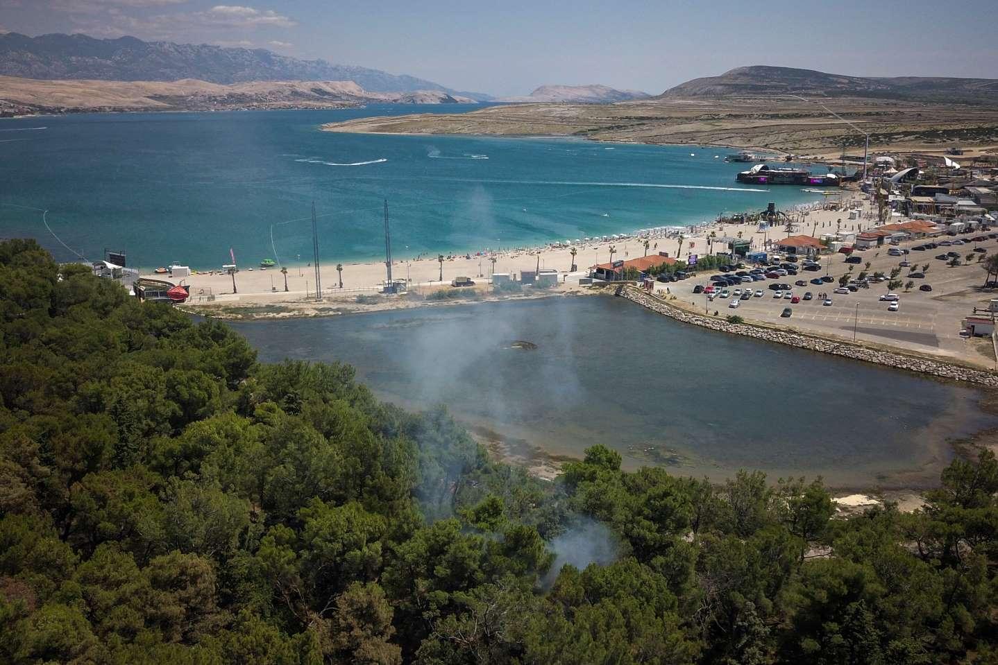 Хърватия отбеляза рекорден туристически сезон