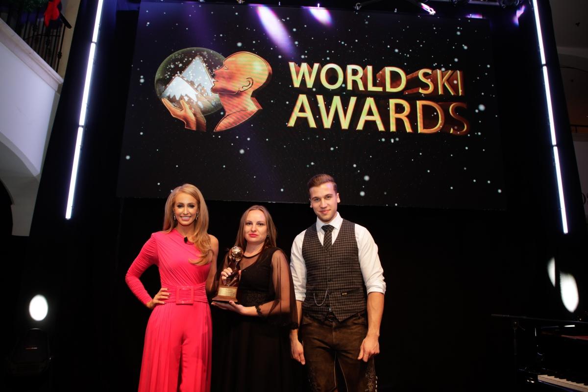 """За 6-ти път """"Кемпински Хотел Гранд Арена Банско"""" е отличен като """"Най-добър ски хотел на България"""""""