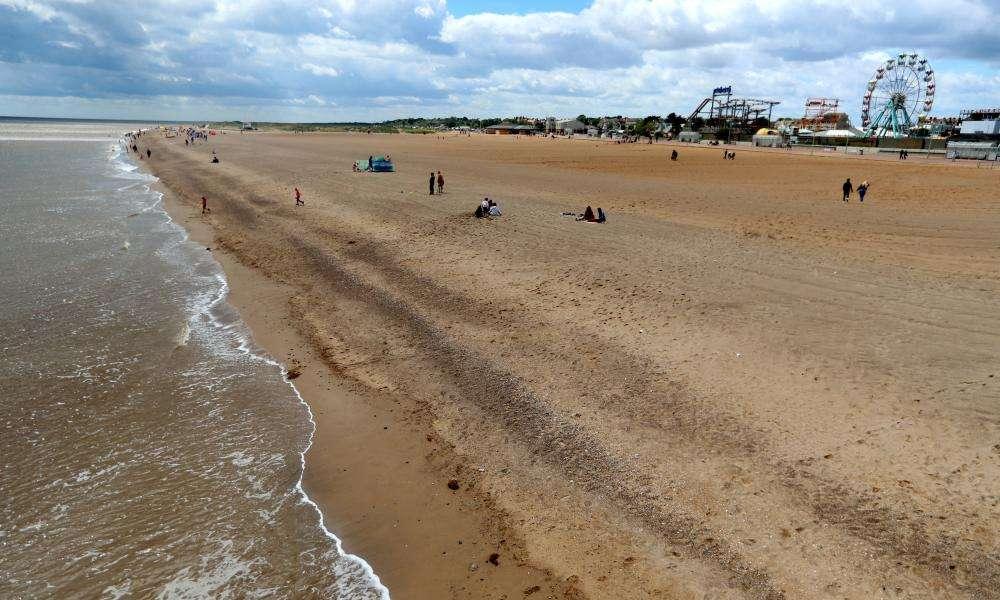Сейнт Моуес бе определен за най-добрия морски курорт на Великобритания