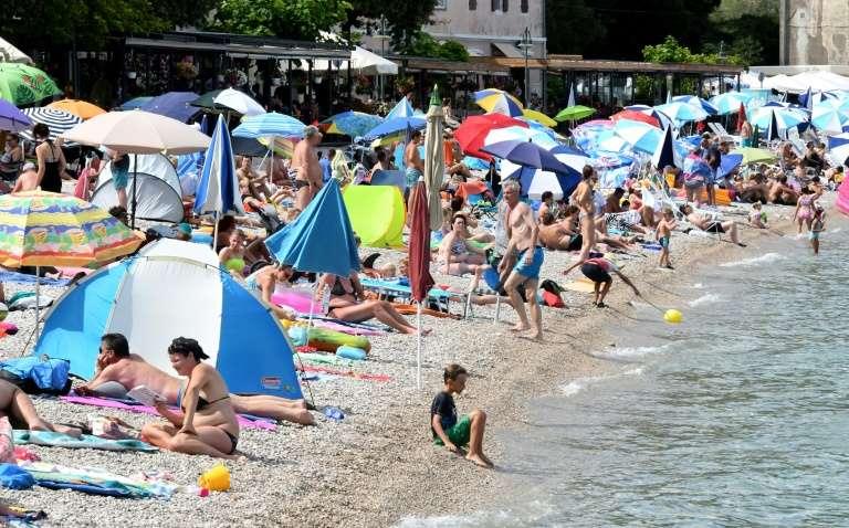 Туризмът в Хърватия: спад с 50 процента през юли в сравнение с 2019 г.