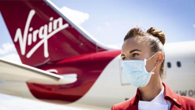 Коронавирусът докара до фалит авиокомпания Virgin Atlantic
