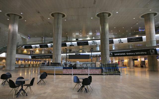 Израел започна да възобновява полетите с други страни
