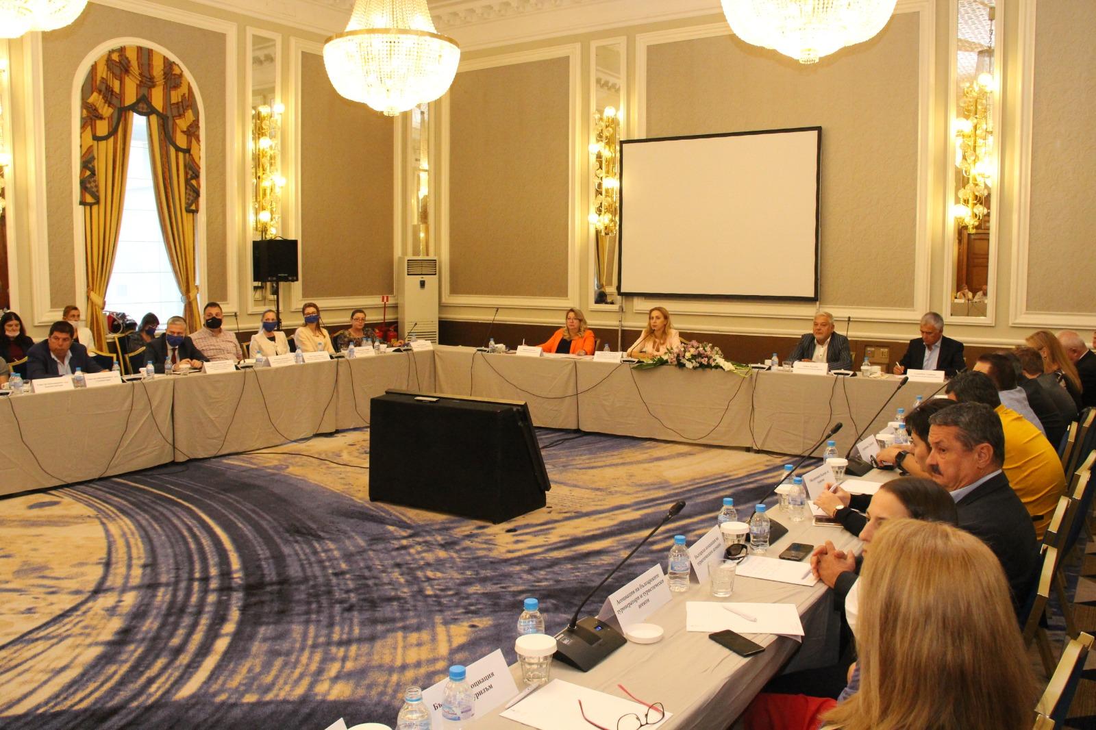Консултативният съвет по туризъм проведе първото си заседание