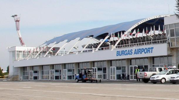 80% ще е годишният спад в приходите на Летище Бургас