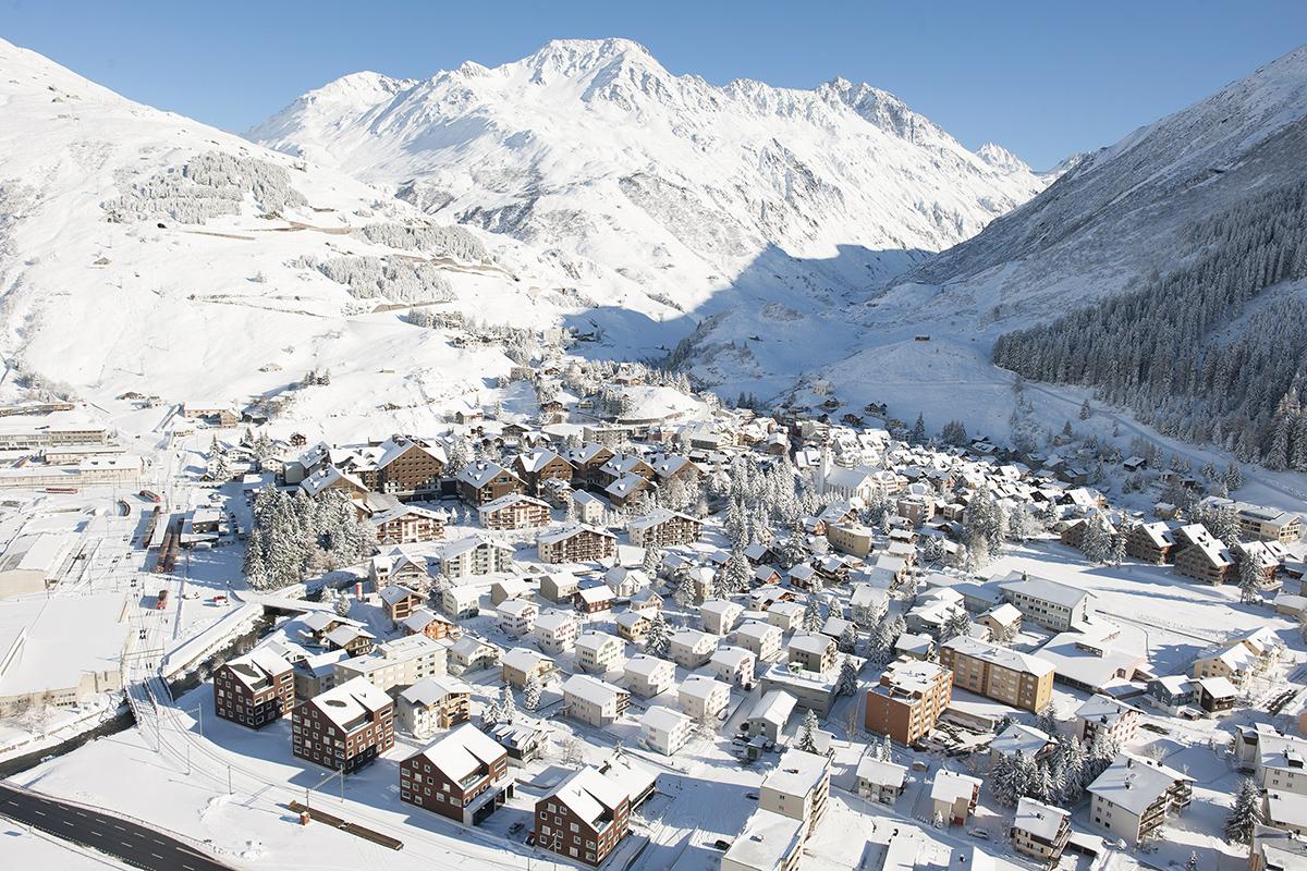 Швейцария продължи срока, в който чужденци могат да купуват жилищa в Андермат