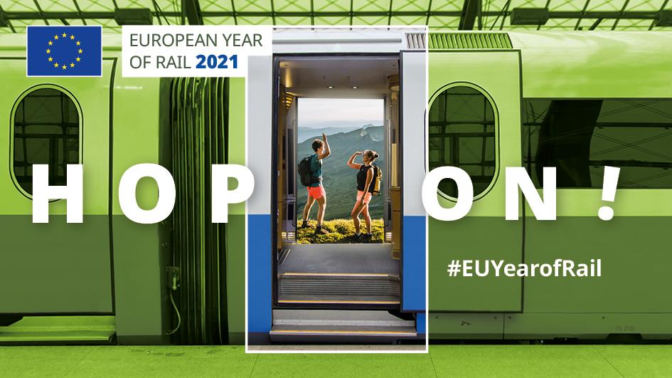 Евровлак ще премине през всички столици в ЕС през септември