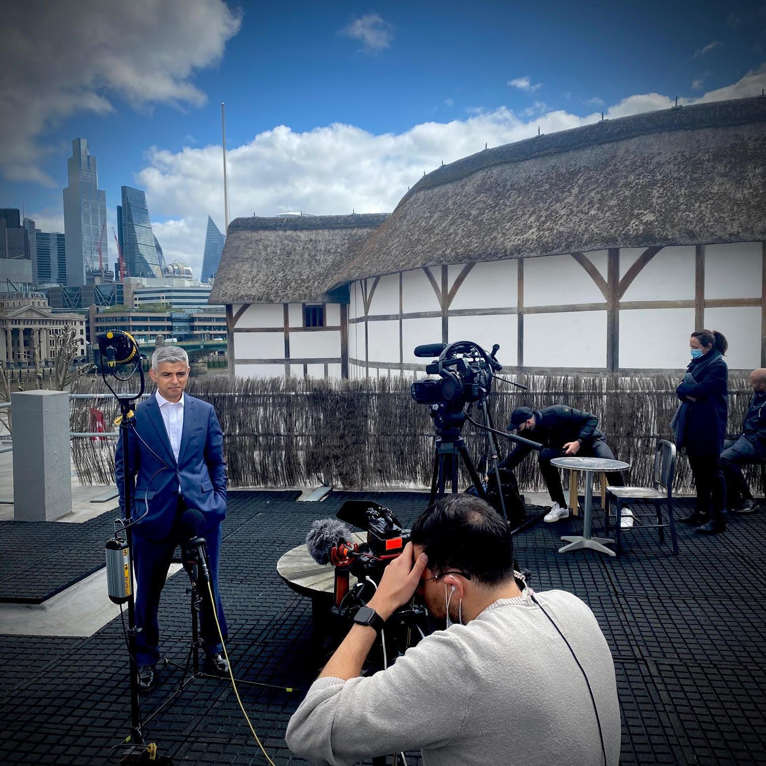 Садик Хан стартира рекламна кампания за Лондон за 6 млн. паунда