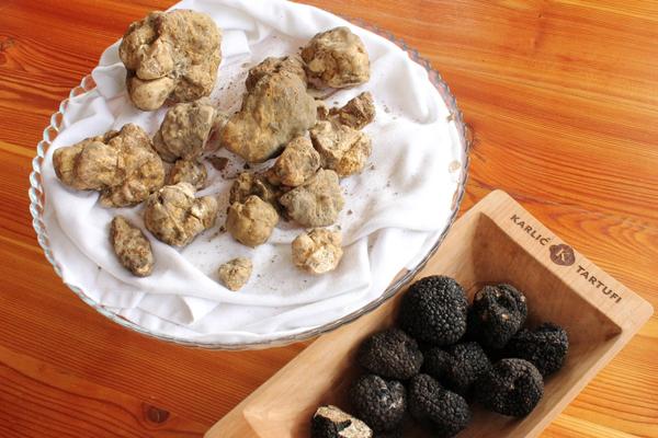 Истрия - история с вкус на трюфели