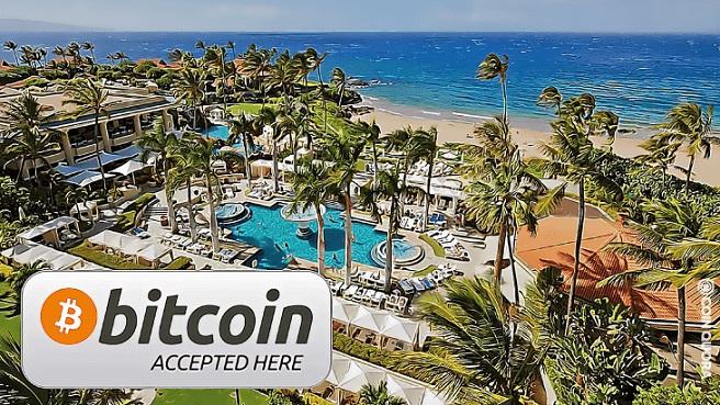 Pavilions стана първата хотелска група, която приема плащане с криптовалута