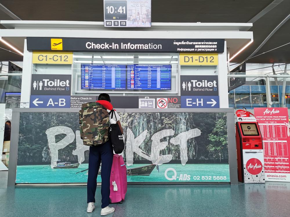 Остров Пукет в Тайланд посрещна първите полети с чуждестранни туристи
