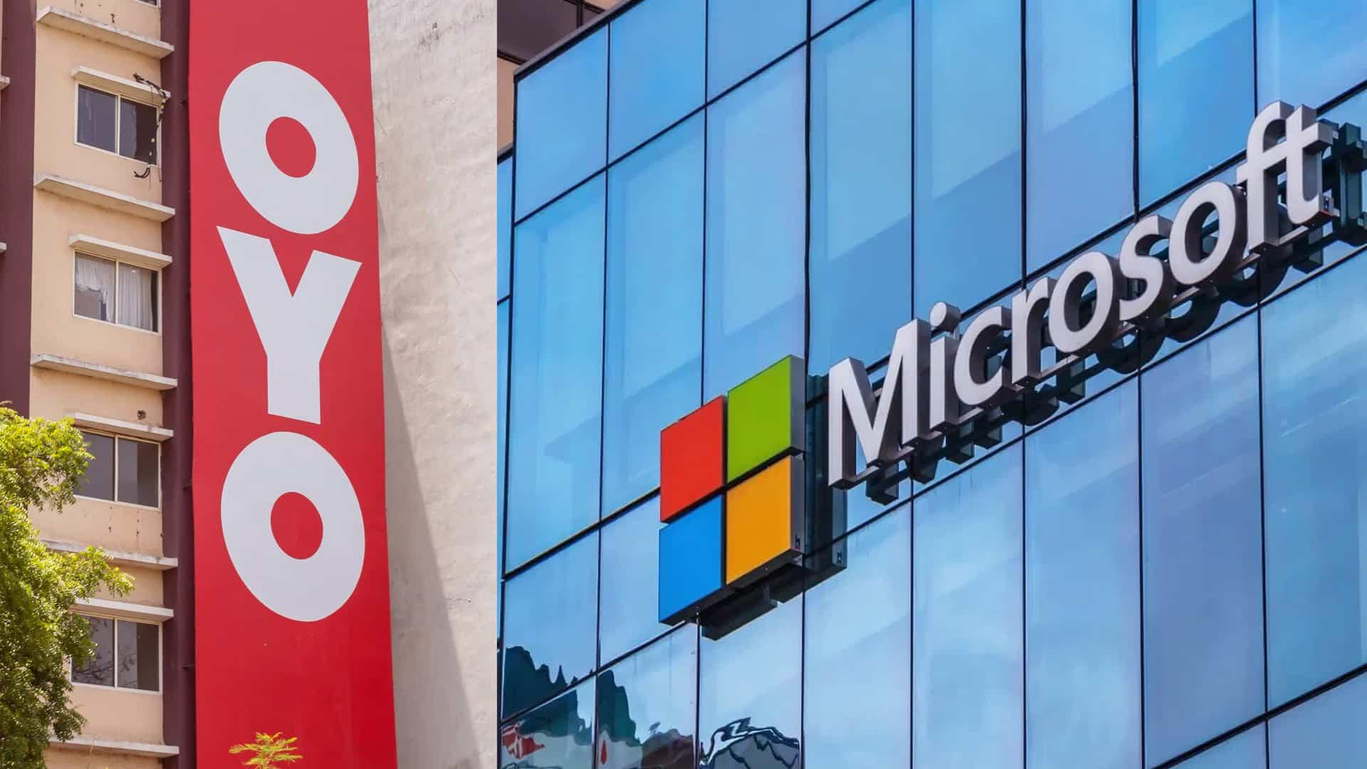 Microsoft разширява туристическия си бизнес с предстояща инвестиция в OYO