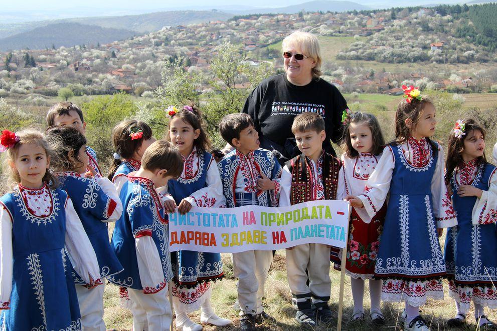 Горна Малина стана българската Швейцария