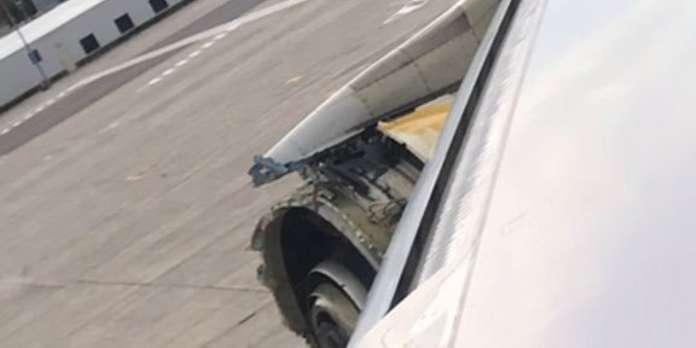"""Авария приземи в Канада самолет А380 на """"Ер Франс"""""""