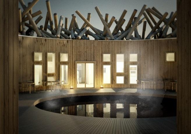 Плаващ хотел ще отвори врати в Швеция през декември