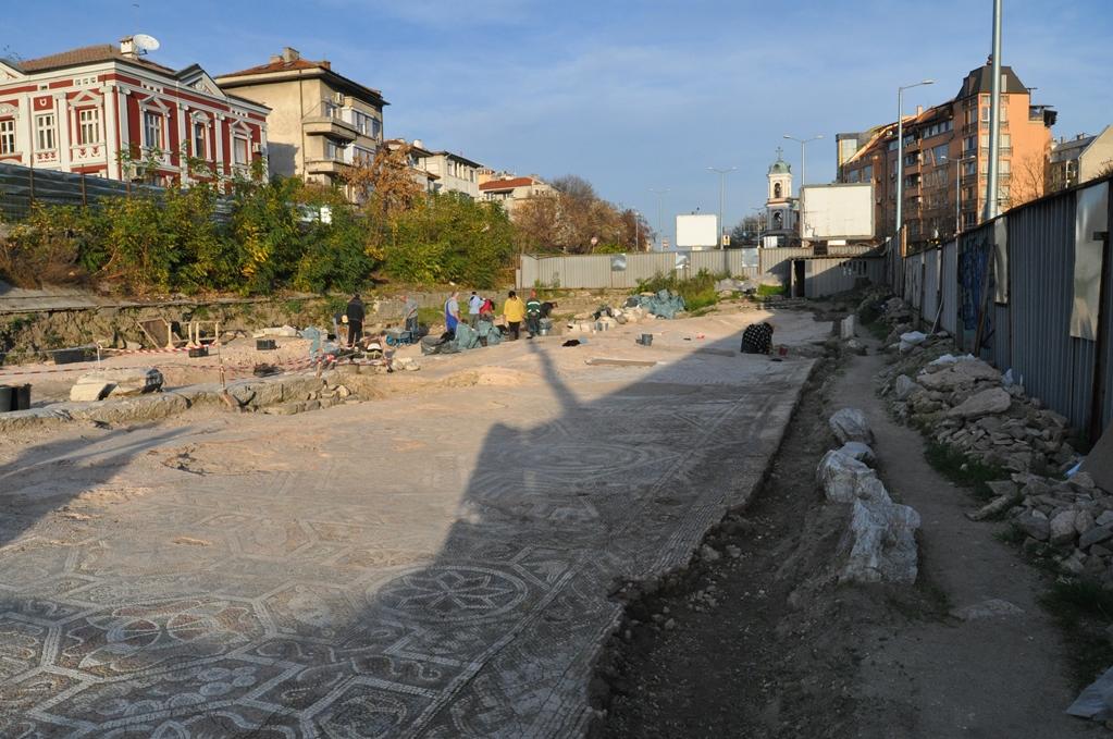 Епископската базилика в Пловдив влезе в Индикативния списък на ЮНЕСКО за значими културни и природни обекти