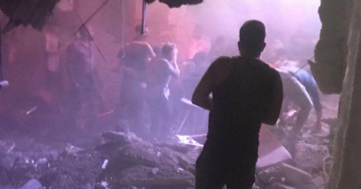 40 ранени след пропадане на дансинга в нощен клуб в Тенерифе