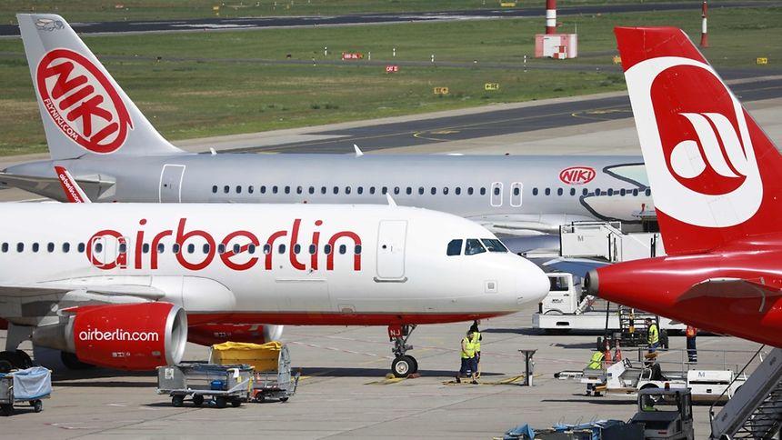 EasyJet потвърди, че е сключил сделка с Air Berlin
