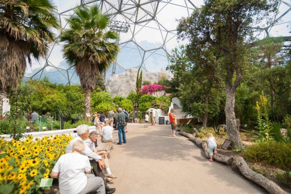 Британският проект Eden се разширява в Азиатско-тихоокеанския регион