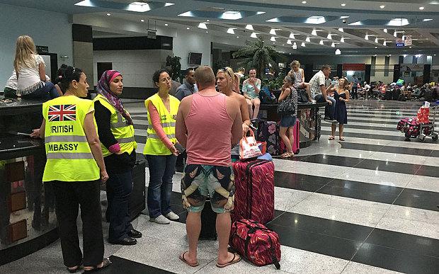Египет засилва мерките по безопасност на летищата и в курортните зони