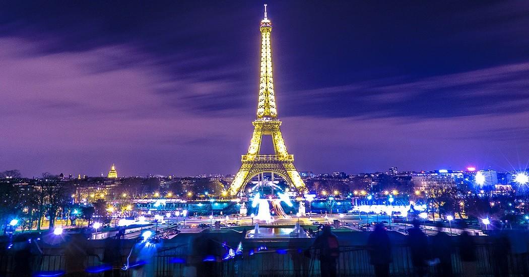 Париж е най-привлекателният град в света
