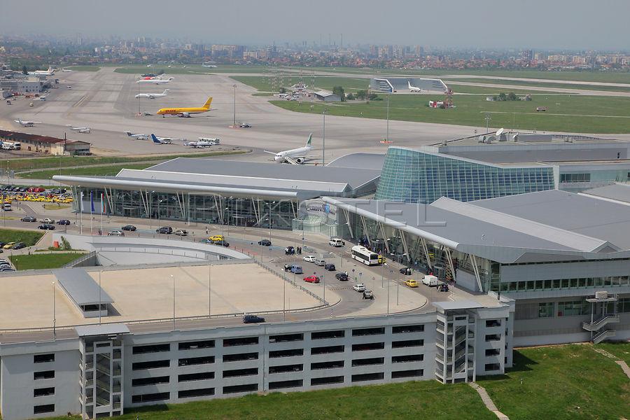 30% повече пътници са преминали през Летище София през 2017 г.