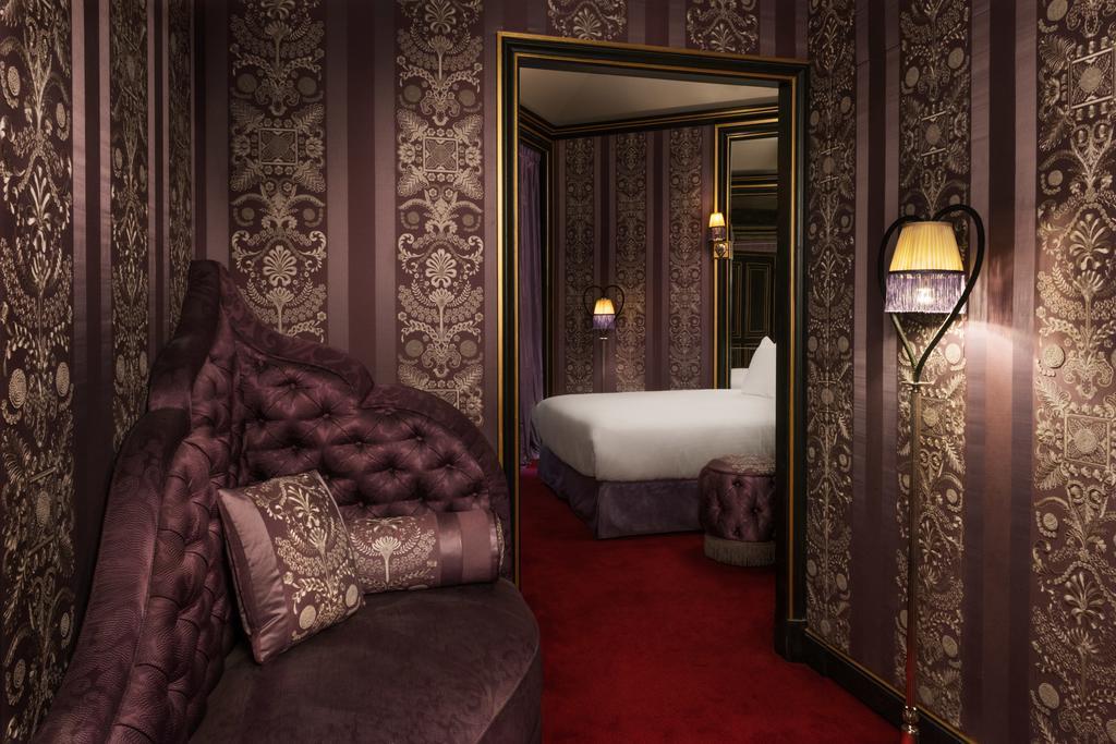 Най-романтичният хотел в света се намира в Париж