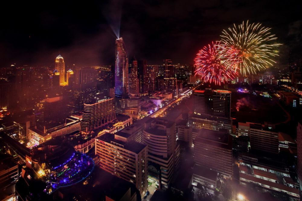 Банкок е най-посещаваният град в света и през новогодишните празници