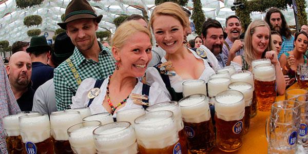 """""""Октоберфест"""": ще се изпият 7 милиона литра бира при засилени мерки за сигурност"""