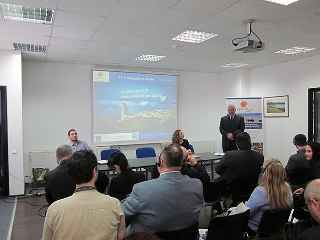 Презентираме зимен, балнео, СПА и културен туризъм на изложение в Румъния