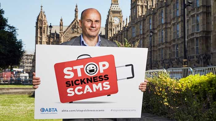 """Кампания """"Спрете измамите при болест"""" започна сред британските туристи"""