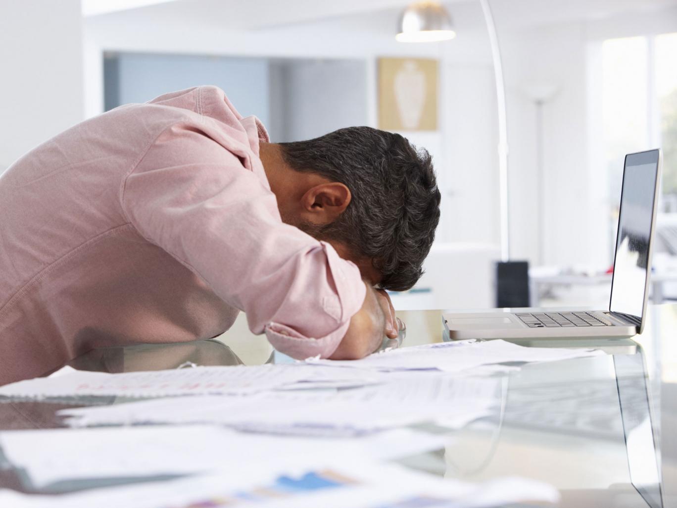 Стресът е отговорен за появата на депресия и деменция