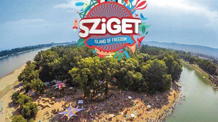 Духът на свободата завладява остров насред Дунав в Будапеща