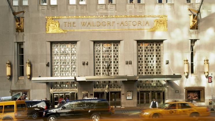"""Легендарният хотел """"Уолдорф Астория"""" в Ню Йорк ще """"отеснее"""" с 1000 стаи"""