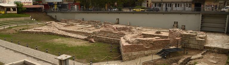 Отварят археологическия парк