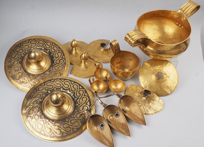 Изложба с българско злато от античността е сред най-популярните в света през 2017 г.