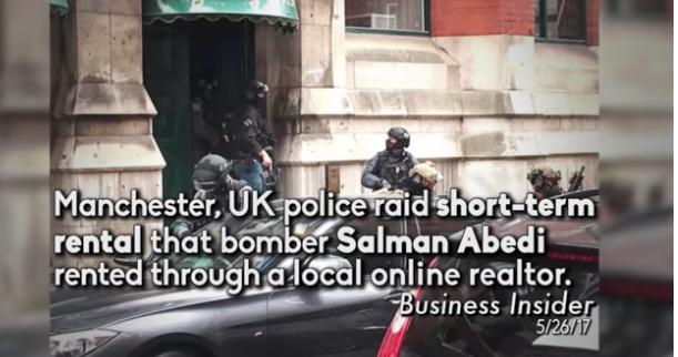 Airbnb се разгневи от реклама, свързваща я с атентата в Манчестър