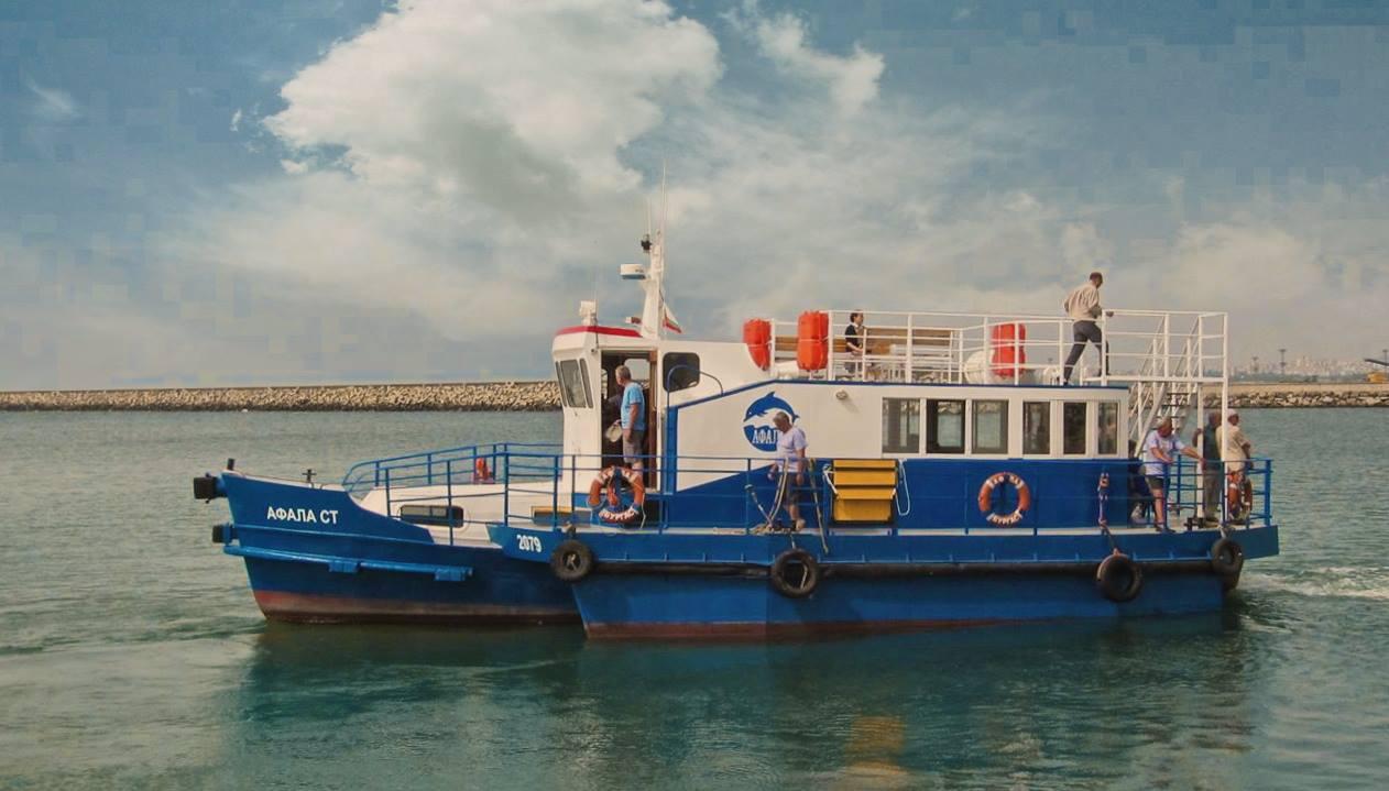 """Нова морска линия ще свързва """"Сарафово"""" с остров Света Анастасия"""
